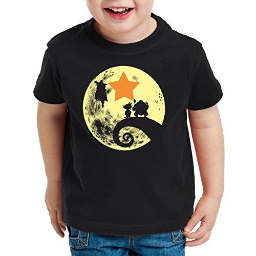 style3 Goku - The Story Begins T-Shirt pour Enfants, Talla:116