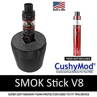 SMOK Stick V8 CUP HOLDER by CushyMod cover wrap skin sleeve case car mod vape kit