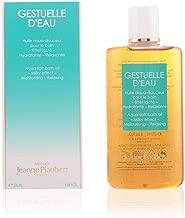 Jeanne Piaubert Gestuelle Deau Aqua Soft Bath Oil By Jeanne Piaubert for Women - 6.66 Oz Oil, 6.66 Oz