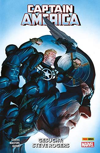 Captain America, Band 3 - Gesucht: Steve Rogers: Bd. 3: Gesucht: Steve Rogers