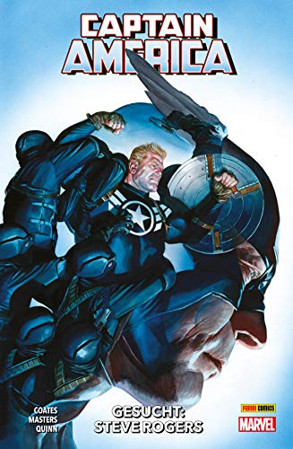 Captain America, Band 3 - Gesucht: Steve Rogers: Bd. 3: Gesucht: Steve Rogers