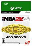 NBA 2K21: 450,000 VC - Xbox One [Digital Code]