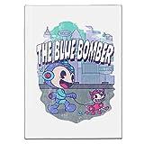 Rush And Mega Man Hardback Journal
