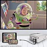 IMG-3 elephas mini proiettore videoproiettore 4500