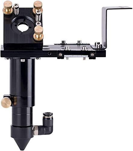 discount Cloudray outlet online sale E Series high quality Cutter Head for Focusing Lens D20mm FL 50.8mm & 63.5mm & 101.6mm for Laser Engraving Cutting Machine online