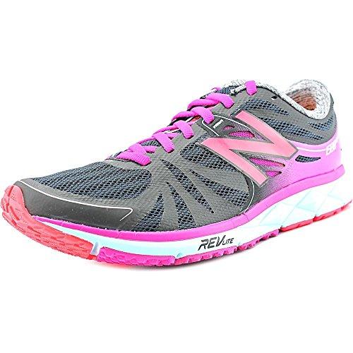 New Balance Women's W1500v2 Black/Pink Athletic Shoe