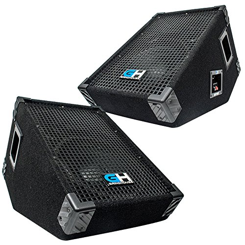 Grindhouse Speakers - GH10M-Stage Monitors review