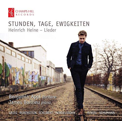 Stunden, Tage, Ewigkeiten - Heinrich Heine Lieder