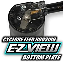 TECHT E-Z View Tippmann Cyclone Feed Cover (Clear)