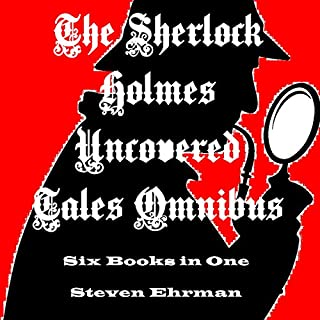 The Sherlock Holmes Uncovered Tales Omnibus cover art