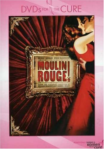 TCFHE Moulin Rouge (DVD/Pink/WS-1.85/ENG-SUB/SENSORMATIC)-NLA