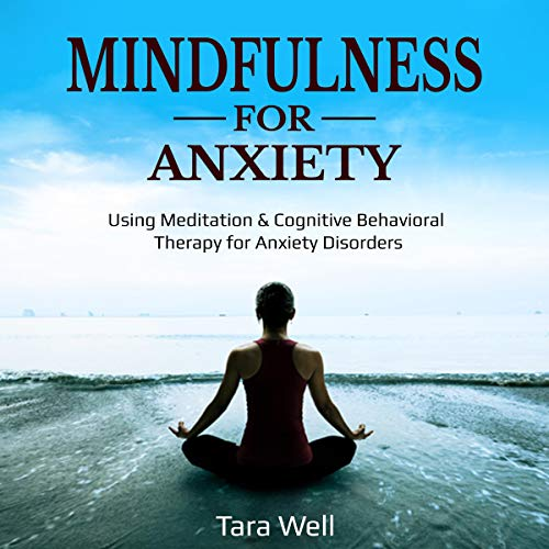 Couverture de Mindfulness for Anxiety