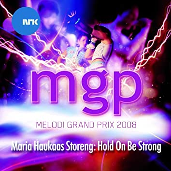 Hold On Be Strong (e-single)