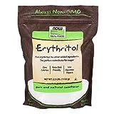 Now Foods Eritritol Puro 1 Unidad 1160 g