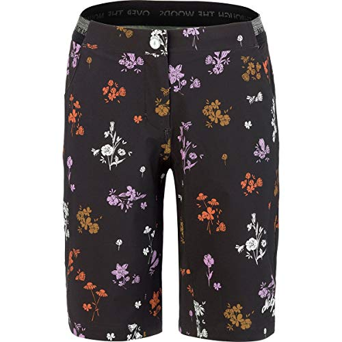 Maloja Damen Shorts Neisam. Printed Multisport M Moonless Mountain Meadow