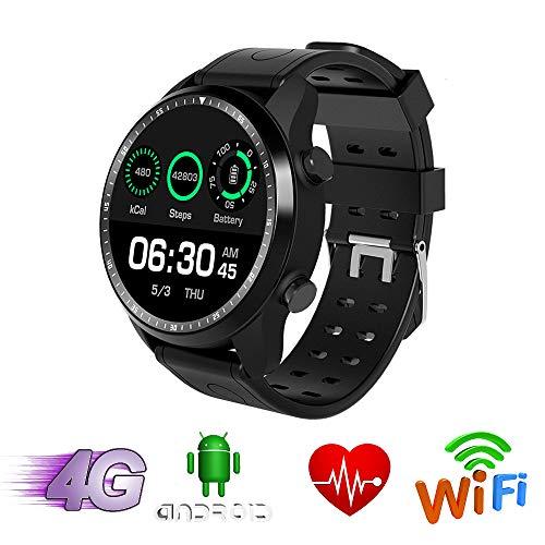 MROSW KC03 Smart Watch IP67 Waterdichte Smartwatch 4G Wifi 1 GB+16 GB Horloge Ondersteuning Whatsapp Facebook Youtube