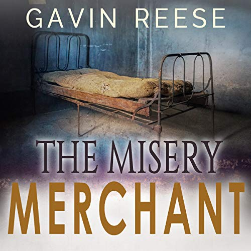 The Misery Merchant audiobook cover art