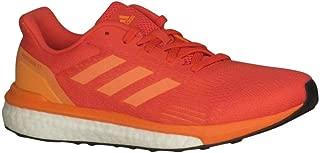adidas Women's Response ST Running Shoes Real Coral/Hi Res Orange/Cloud White