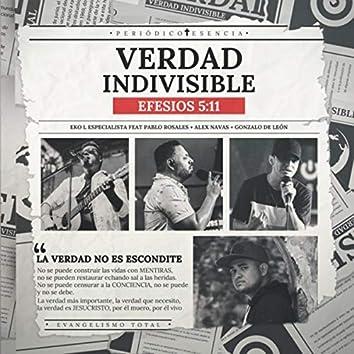 Verdad Indivisible (feat. Pablo Rosales, Alex Navas & Gonzalo de León)