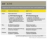 Empfehlung: zestonics zest'active L-Arginin plus Maca Extrakt (50:1) - 6