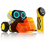 The Botsquad - Joe Plow - the path clearing remote control interactive robot toy -  by WowWee