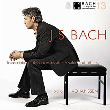 J.S. Bach Transcriptions of Concertos after Vivaldi and others