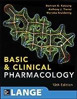 Basic & Clinical Pharmacology, 13th (Basic and Clinical Pharmacology)