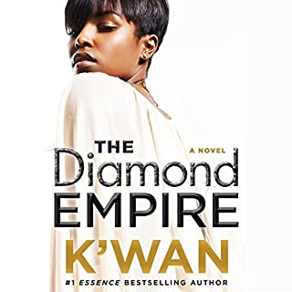 The Diamond Empire audiobook cover art
