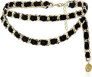 Best black dress with chain belt Reviews