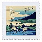 3dRose QS 162565_ 4umegawa in Sagami-Provinz von