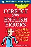 Correct Your English Errors (English Edition)