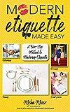 Etiquette Books