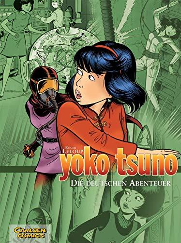 Yoko Tsuno Sammelbände 1: Die deutschen Abenteuer (1)