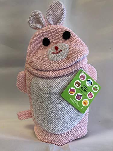 Bath Buddy Gant de toilette - Animaux assortis (lapin)