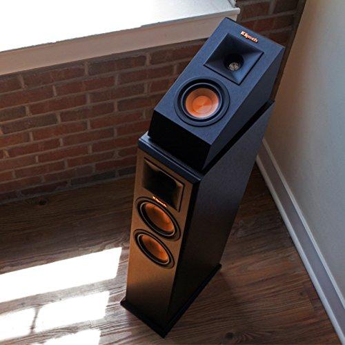 Klipsch RP-140SA Dolby Atmos Speaker (Pair) (Renewed)