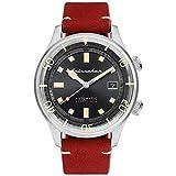 SPINNAKER Bradner Reloj de Hombre automático 42mm Correa de Cuero SP-5062-01