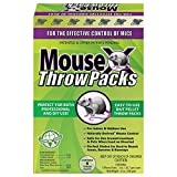 Best Mice Poisons - MouseX Throw Packs Bait Pellets for Mice, Pack Review