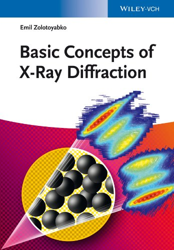 Basic Concepts of X-Ray Diffraction (English Edition)