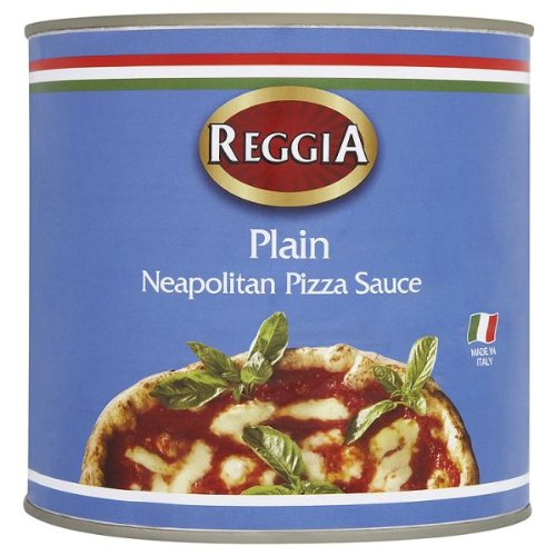 Reggia Plain Neapolitan Pizza Sauce 2600g