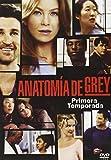 Anatomia de Grey- Primera Temporada [DVD]