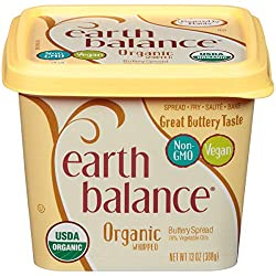 Earth Balance Organic Dairy Free Whipped Buttery Spread, 13 oz