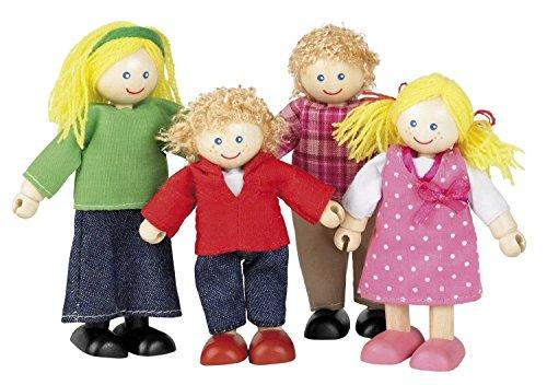 Tidlo Puppenfamilie