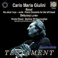 Giulini: Ma Mere L'oye Suite Piano Concerto for the Left Hand