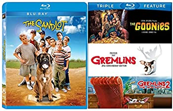 The Goonies The SANDLOT Gremlins Blu-ray Collection   Gremlins 2 The New Batch Family Fun 4 Movie Set