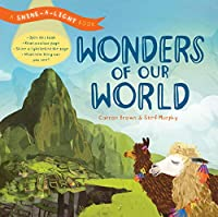 Shine a Light: Wonders of our World: A shine-a-light book