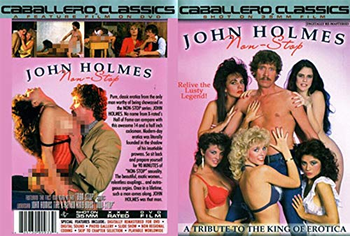 John Holmes - Non Stop (Caballero Classics) (Printed Disc Only)