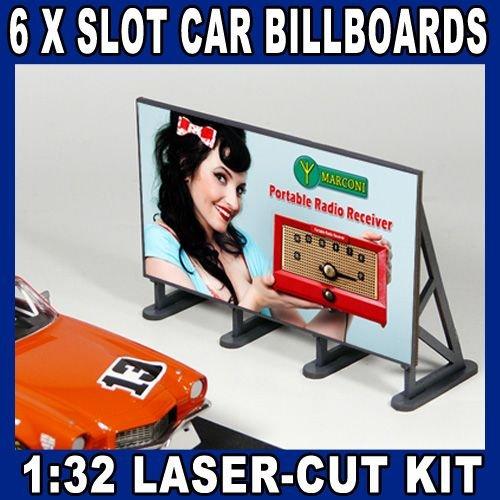 Proses LS-304 Panneaux d'affichage Type Rétro x6