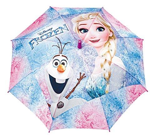 p:os 25443 Disney Frozen Kinderregenschirm, 90 x 65 cm