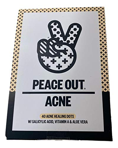 Peace Out Acne Dots - 40 Acne Healing Dots -...