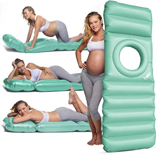 Product Image of the HOLO The Original Inflatable Pregnancy Pillow, Pregnancy Bed + Maternity Raft...